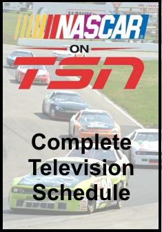 NASCAR On TSN