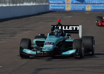 Andretti Autosport Indy Lights Qualifying Report – Race 2