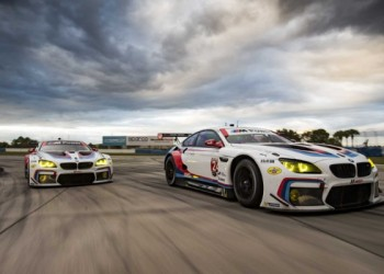BMW Team RLL Returns To GTLM Action In Sebring