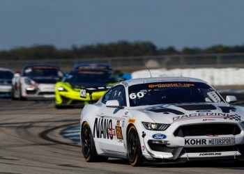 Ford Gets 50th Continental Tire Challenge Series Win At Sebring With Buford, Maxwell