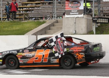 Eric Yorke Wins Heat, Scores Second Straight Top-Five Finish