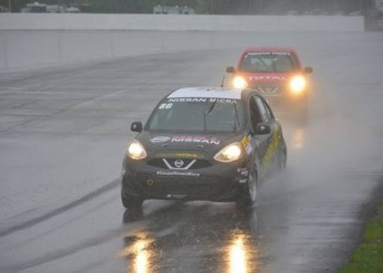 Jean-Michel Isabelle Is The First Winner Of The 2017 Nissan Micra Cup