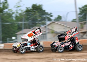 Team Turner Racing Excited After Battle With World Of Outlaws At Ohsweken