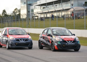 Battle For the Nissan Micra Cup Title: Will Olivier Bédard Or Kevin King Be Crowned 2017 Champion?