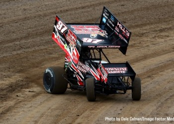 Cory Turner Makes A-Feature Start at Canadian Sprint Car Nationals After Top-Five Hot Streak