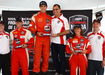 2017 Nissan Micra Cup Championship Title For Olivier Bédard
