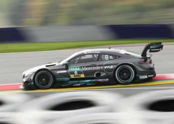 Gary Paffett Fourth In Second Race At Spielberg, Robert Wickens 10th